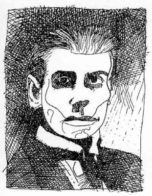Der junge Borges.